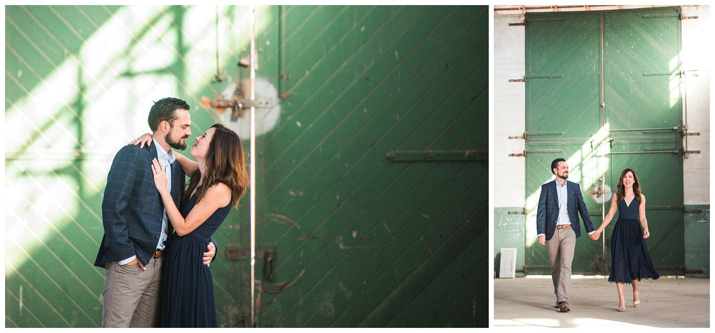 warehouse engagement session